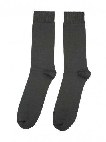 Grey Scotland thread sock