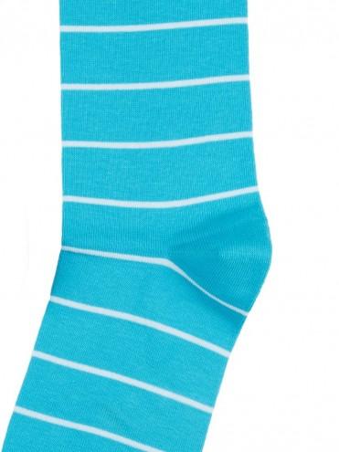 Fantasia Turchese Stripes