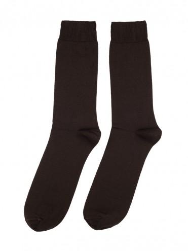 Brown scottish thread Sock