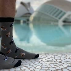Planes para este puente #viajar #cenarcontusamigos #reunionesyrisas #turismo haz la maleta y no olvides tu #calcetines @socksandco #modaespañola #calcetinescongatos #miau #sockscats #ventaonline #portesgratisdesdeelsegundopar