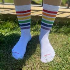 Me encanta cuando sale el #arcoiris #nuevacoleccion #athleticsocks @socksandco #portesgratis